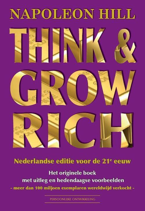 Think & Grow Rich | Angelique Vijge